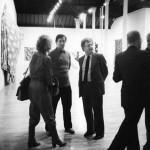 Micheline Renard, Claude Viallat, Claude-Louis Renard photo: Andre Morain